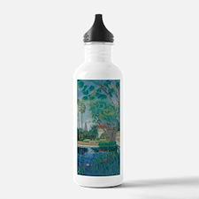 Balboa Park Pond b shi Water Bottle