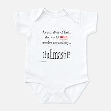 Bullmastiff World Onesie