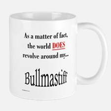Bullmastiff World Mug