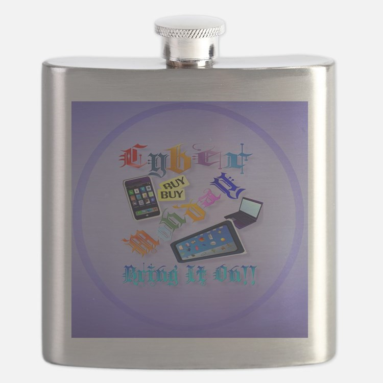 circle Cyber Monday-Bring It On!2 Flask