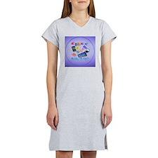 circle Cyber Monday-Bring It On Women's Nightshirt