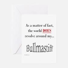Bullmastiff World Greeting Cards (Pk of 10)