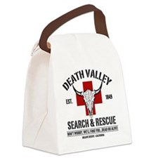 DEATH_VALEY_PKT Canvas Lunch Bag