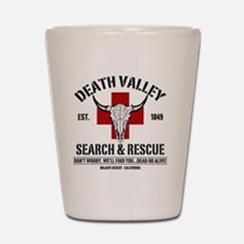DEATH_VALEY_PKT Shot Glass