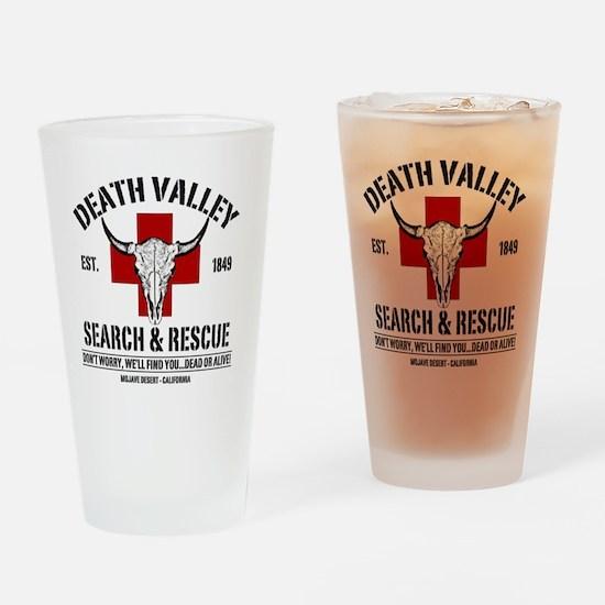 DEATH_VALEY_PKT Drinking Glass
