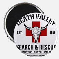 DEATH VALLEY RESCUEc Magnet