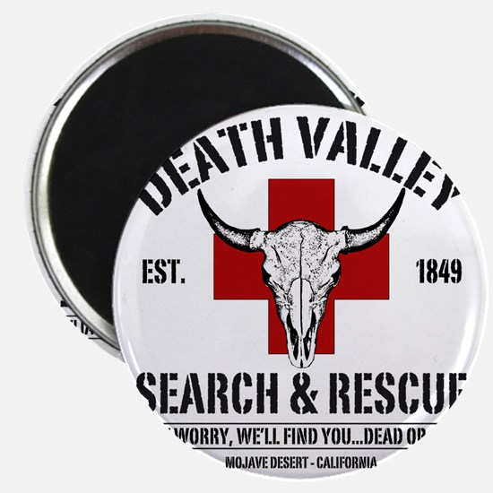 DEATH VALLEY RESCUEc Magnet