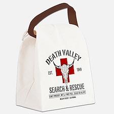 DEATH VALLEY RESCUEc Canvas Lunch Bag