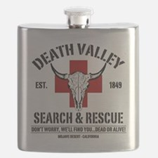 DEATH VALLEY RESCUEc Flask