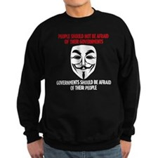 V Mask KO Sweatshirt