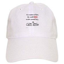 Cairn Terrier World Baseball Baseball Cap