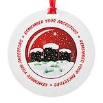 Remember Your Ancestors Ornament