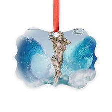 venusrising3NUDE Ornament