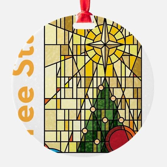 TreeStarTile Ornament