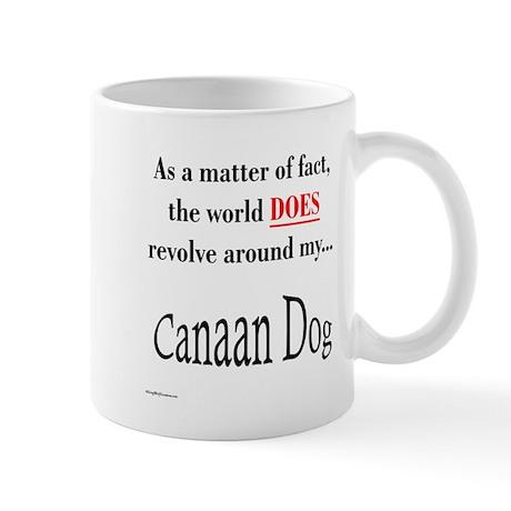 Canaan Dog World Mug