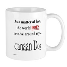 Canaan Dog World Coffee Mug