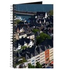 Cologne. Old town from Cologne Cathedralld Journal