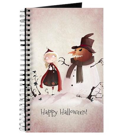 halloween1 Journal