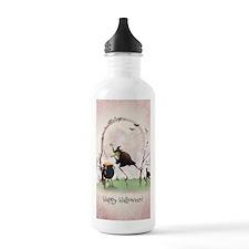 halloween2 Sports Water Bottle