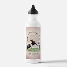 halloween2 Water Bottle