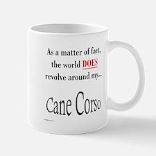 Cane Corso World Mug