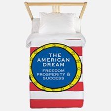 The American Dream Twin Duvet