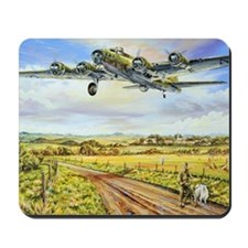 305th Bomb Group B-17 Flying Fortress Mousepad