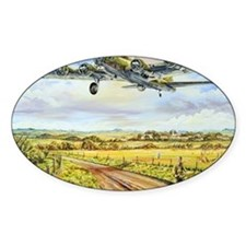 305th Bomb Group B-17 Flying Fortre Decal