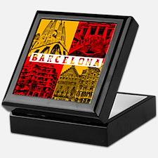 Barcelona_10x10_apparel_AntoniGaudí_ Keepsake Box