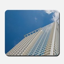 DZ Bank Building Frankfurt am Main. Main Mousepad