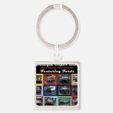 FordCover Square Keychain