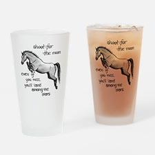 moonstars Drinking Glass
