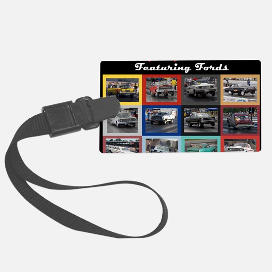 FordCover Luggage Tag
