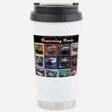 FordCover Stainless Steel Travel Mug