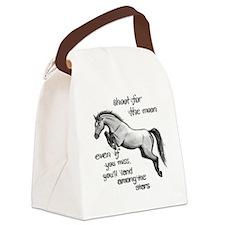 moonstars Canvas Lunch Bag