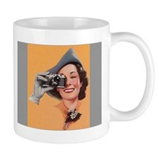 Smile For The Camera, Mug