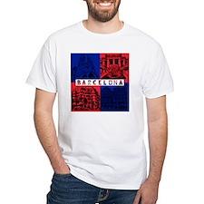 Barcelona_10x10_apparel_AntoniGau Shirt