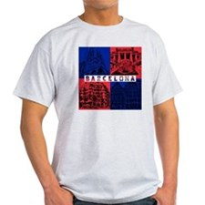 Barcelona_10x10_apparel_AntoniGaudí T-Shirt
