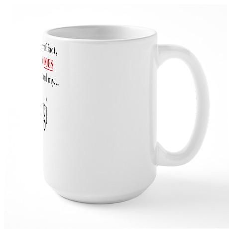 Corgi World Large Mug