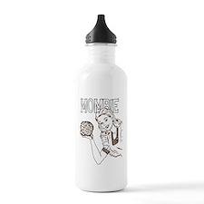 Mombie Retro Zombie Cl Water Bottle
