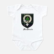 MacKenzie Clan Crest Tartan Infant Bodysuit