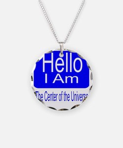 center of universe Necklace