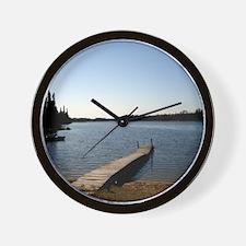 Canada 2011 Wall Clock