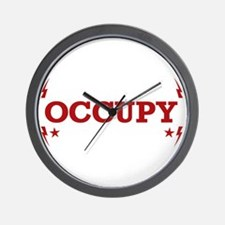 Occupy-CRCL-1 Wall Clock