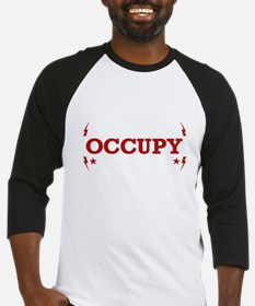 Occupy-CRCL-1 Baseball Jersey