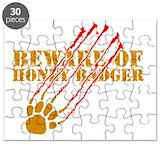 Honey badger Puzzles