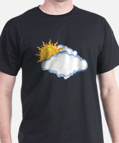 Partly Sunny T-Shirt