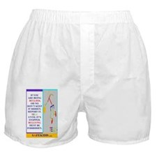 Bullying forbidden TY3 Boxer Shorts
