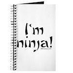 I'm Ninja! Journal
