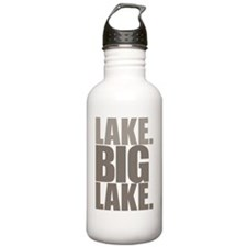 Lake. Big Lake Water Bottle